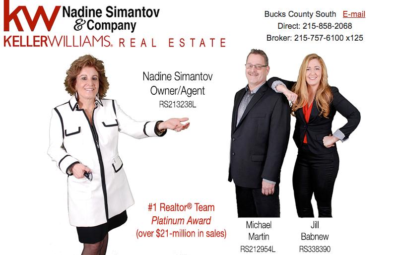 Nadine Simantov Realtor Team